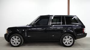 2012 land rover range rover hse luxury low miles well maintained