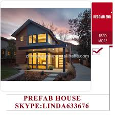 Prefab House by 2016 Double Story Modern Prefab House For Living American Style