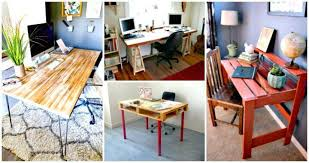 Desk Diy Plans Diy Desk Plans Top 44 Diy Desk Ideas You Can Make Easily Diy
