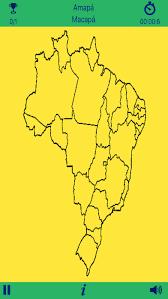 geogems brazil state capital map quiz on the app store