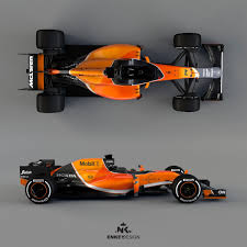 mclaren concept this awesome concept livery takes mclaren back to their roots