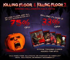 halloween on sale steam halloween sale 2015