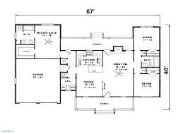 garage with inlaw suite 23 unique one level house plans images high resolution 1 story with