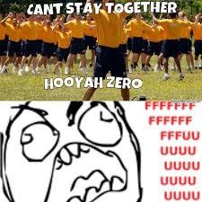 Uuuu Meme - hooyah zero navy memes clean mandatory fun