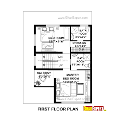 30 Sq Meters To Feet House Plan For 30 Feet By 40 Feet Plot Plot Size 133 Square Yards