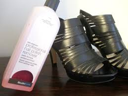 how to clean your shoes with household products because nail