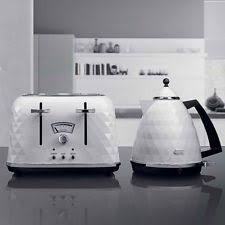 Delonghi Vintage Cream Toaster Delonghi Kettle And Toaster Sets Ebay