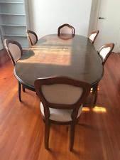 Handmade Solid Wood Dining Room Tables EBay - Handcrafted dining room tables
