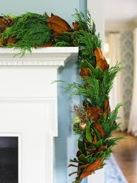 How To Decorate A Swag For Christmas How To Keep Magnolia Leaves Fresh Hgtv
