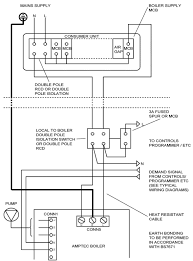 amptec electric flow boiler fitting instructions and user guide
