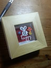 Paperpanda Bee Happy Original Papercut By Paperpandacuts On Deviantart