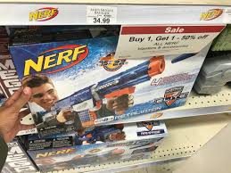 nerf terrascout bogo 50 off nerf at toys