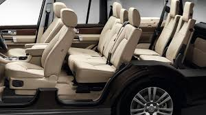 2015 land rover interior discovery 4