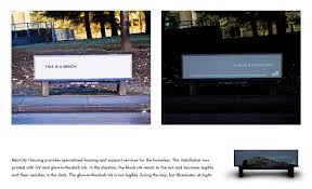 Key Bench Raincity Housing Ambient Advert By Spring Bench 2 Ads Of The