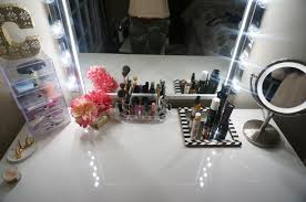Makeup Vanity With Lights Diy Makeup Vanity