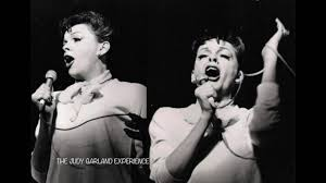 Judy Garland Judy Garland Sings Just Once In A Lifetime With Solo Piano