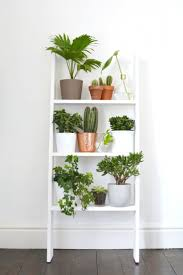 plant stand ikea frosta hack from stool to diy planter shelf
