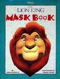 lion king mask book gina ingoglia gina angoglia franc