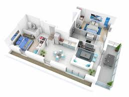 Small 2 Bedroom House Plans And Designs Small House Design 2 Bedroom 3d Pictures Plans Designs In Luxury