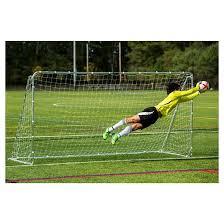 Best Soccer Goals For Backyard Franklin Sports Tournament 6 U0027x12 U0027 Soccer Goal Target