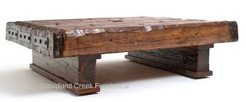 reclaimed timber coffee table magnificent timber coffee table wood beam coffee table massive