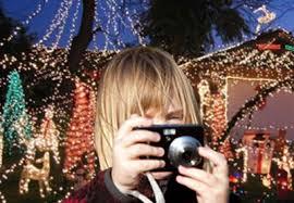 palos verdes christmas lights holiday photo idea delegate on location photography