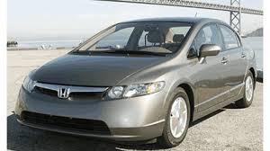 gas mileage for 2007 honda civic 2007 honda civic hybrid review roadshow