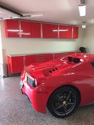 designer series cabinets by vault custom garage storage