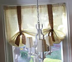 Tie Up Valance Kitchen Curtains Tie Up Valance Kitchen Curtains Curtains Gallery