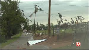 major damage at least one fatality reported after tornado hits