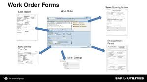 Maintenance Work Order Template Excel Simplifying The Work Order Business Processes At Marin Municipal Wate