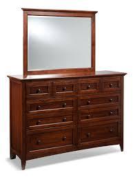 Forest Lake Dresser Mahogany Leons - Lake furniture