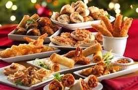 send food send a tasty see to 2016 with tempting party foods