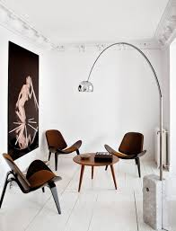 Hans J Wegner The Shell Chair  And Achille And Pier Giacomo - Hans wegner chair designs