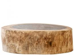 tree trunk coffee table furnitures tree stump coffee table awesome munggur tree trunk