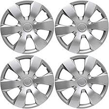 toyota camry hubcaps 2003 amazon com 16 set of 4 toyota camry hubcaps wheel covers design