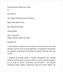 cover letter for business analyst hitecauto us