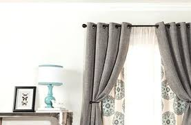 target bedroom curtains vanity curtains and panels contemporary living room with gray