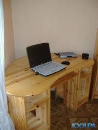 bureau d angle en pin bureau d angle en pin massif tres bonne etat annonce