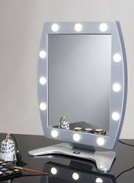 professional makeup artist lighting mw01 tsk makeup portable mirror with lights makeup vanity mirrors