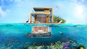 ultra luxurious underwater homes are being built in dubai