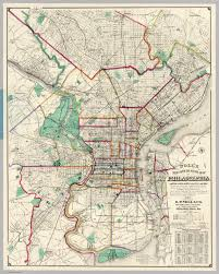 Media Pa Map Guide Map Of Philadelphia David Rumsey Historical Map Collection