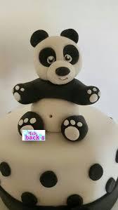 panda cake template best 25 panda cake ideas on panda cakes fondant
