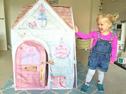 Dream Town Rose Petal Cottage Playhouse by Our Time Now