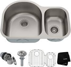 bowl kitchen sink for 30 inch cabinet kraus kitchen sink series kbu21