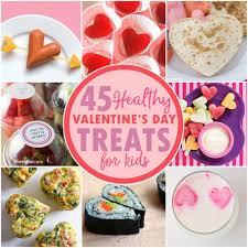 school valentines 45 healthy s day treats for kids bren did