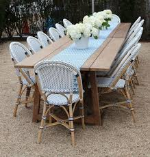 Outside Bistro Table White Outdoor Bistro Table Set Gccourt House