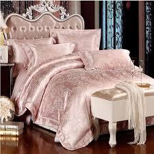 White Silk Bedding Sets Satin Bed Comforter Photolex Net