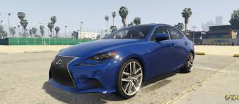 widebody lexus is350 lexus is350 f sport 2014 for gta 5