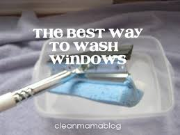 best way to clean windows home design